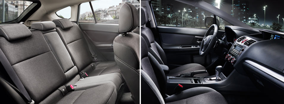 Interior 2013 Crosstrek Centaur Subaru